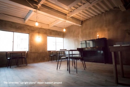 受け継がれた「アップライトピアノ」修理支援プロジェクト